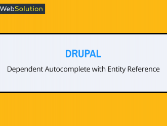 Dependent Autocomplete with Entity Reference